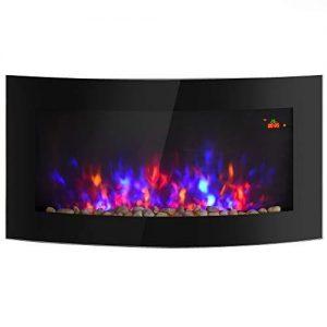 proteger pared interior del calor de una estufa de leña
