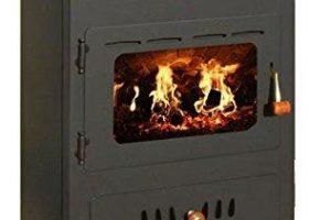 estufa de leña radiadores