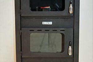 Mejores Estufas de leña con horno modernas